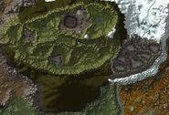 Карта Хиджала до Cataclysm