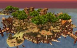 Echoinseln
