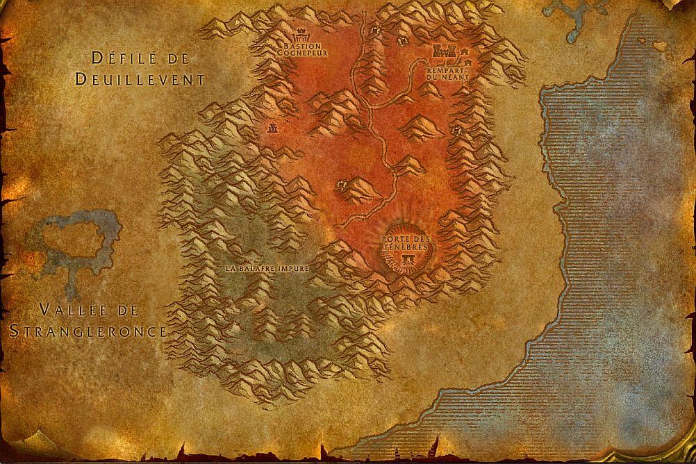 Terres Foudroyées