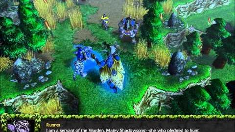 Warcraft 3 - The Frozen Throne - Terror of the Tides - Chapter 4