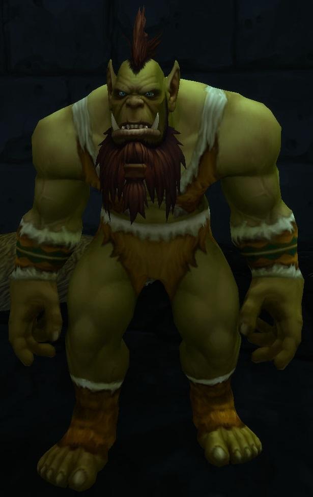 Commandant Gor'shak