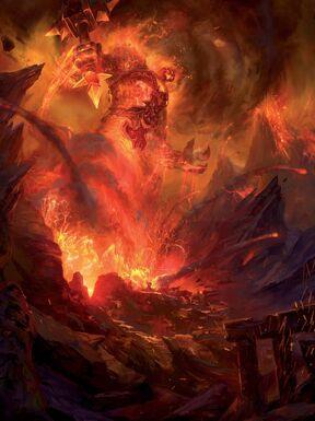 Invocation de Ragnaros.jpg