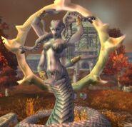 Statue Azshara