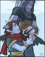 Nobundo and Dornaa