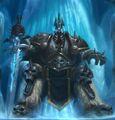 Lich King Frozen Throne