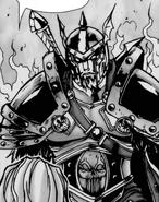 Thassarian - Champion du Fléau - Death Knight