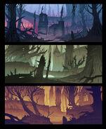 World of Warcraft Shadowlands Художественная работа 15