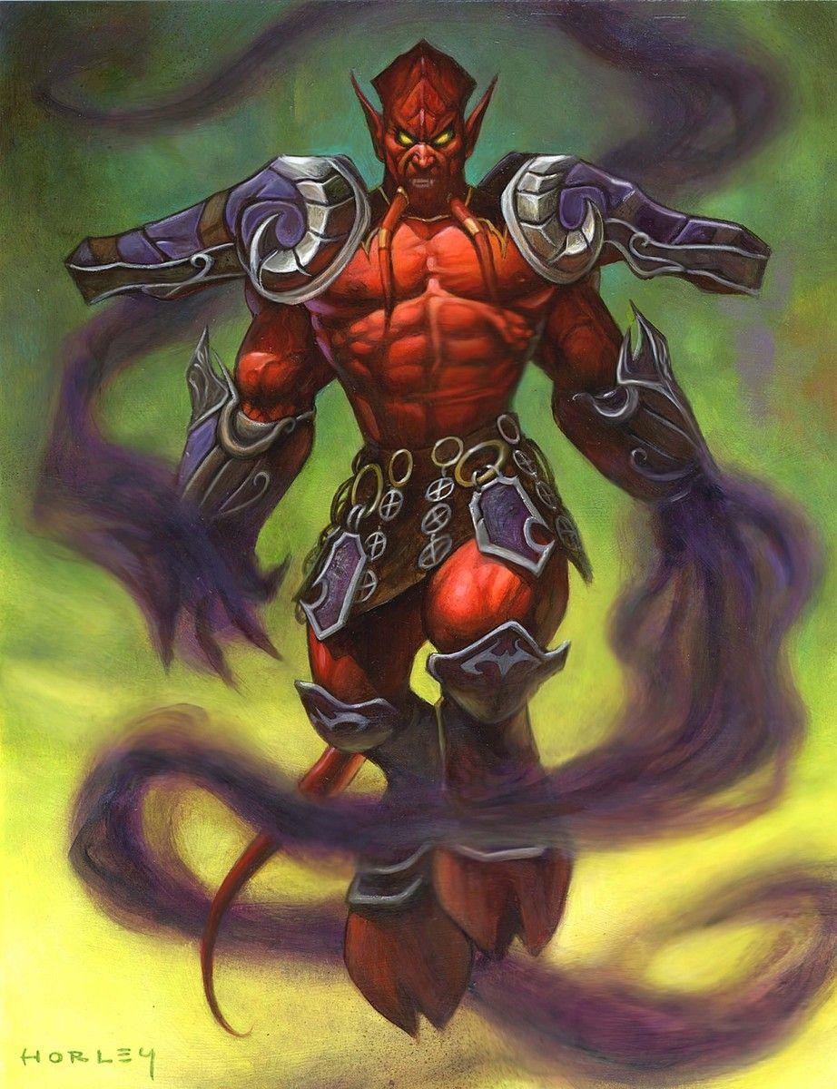 Seigneur Jaraxxus