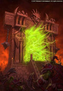 Dark Portal Art Glenn Rane