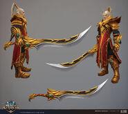 Lor'themar's Sword