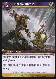 Heroic Throw TCG Card.jpg