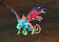 Imagen de Dragón feérico descarriado