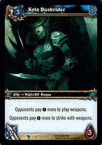 Kyla Duskrider TCG Card.jpg