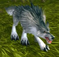 Image of Mangy Wolf