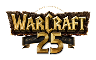 Warcraft's 25th Anniversary