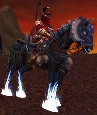 Image of Dark Rider of Acherus