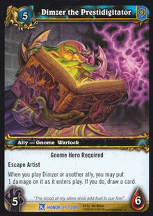Dimzer the Prestidigitator TCG Card.jpg