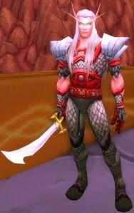 Image of Ranger Captain Venn'ren