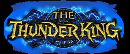 The Thunderking logo