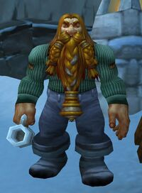 Image of Ragnar Thunderbrew