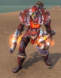 Image of Honorbound Berserker