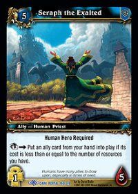 Seraph the Exalted TCG card.jpg