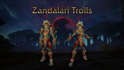 BlizzCon 2018 - Zandalari troll.jpg