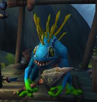 Image of Murloc Spearhunter