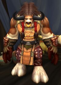 Image of Doru Thunderhorn