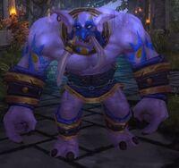 Image of Drakkari God-Hulk