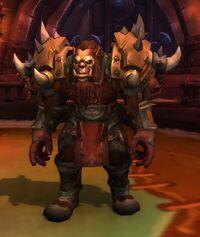Image of Commander Dresh