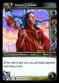 Argent Crusader TCG card.jpg