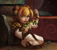 Image of Chronormu (Chromie)
