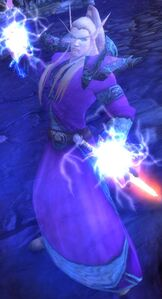 Image of Conjurer Luminrath