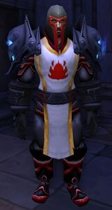Image of Devout Bodyguard