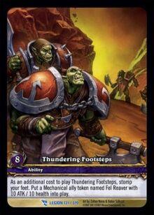 Thundering Footsteps TCG extCard.jpg