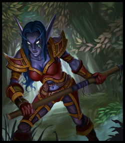 Galahandra, Keeper of the Silent Grove TCG.jpg