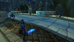 Badge of Justice World of Warcraft TCG Haunt of Flies
