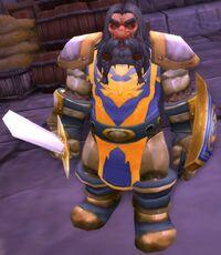Image of Wing Commander Gryphongar