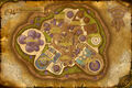 Map of Dalaran