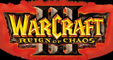 Final Warcraft III: Reign of Chaos logo