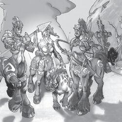 Krenka tribe