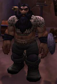 Image of Mangorn Flinthammer