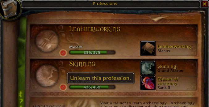 Profession Wowpedia Your Wiki Guide To The World Of Warcraft