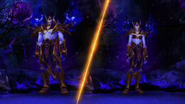 How To Roleplay A Void Elf Wowpedia Your Wiki Guide To The World Of Warcraft A first look at the blood elf heritage armor added in this weeks 8.1 ptr build 28151. how to roleplay a void elf wowpedia