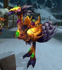 Image of Stabled Sunreaver Hawkstrider