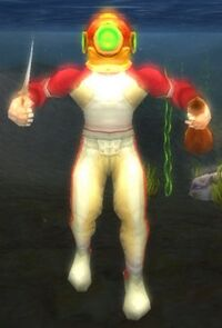 Image of Loot Crazed Diver