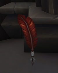 Image of Lost Quill