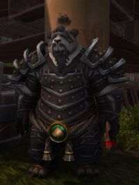 Image of Despondent Warden of Zhu