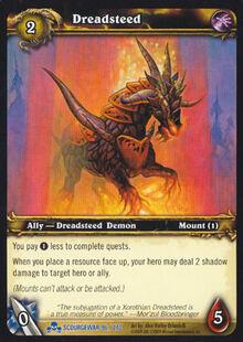 Dreadsteed TCG Card.jpg